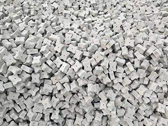 水泥垫块的发明以及应用